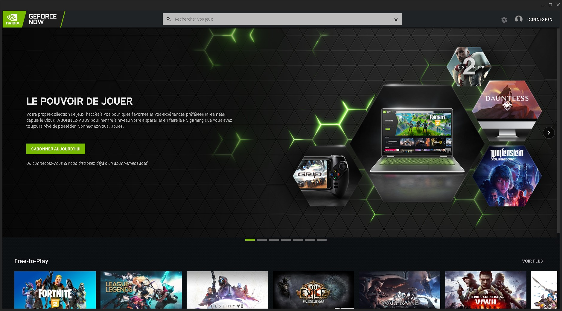 Cloud Gaming : Nvidia GeForce Now qu'est-ce que c'est ?