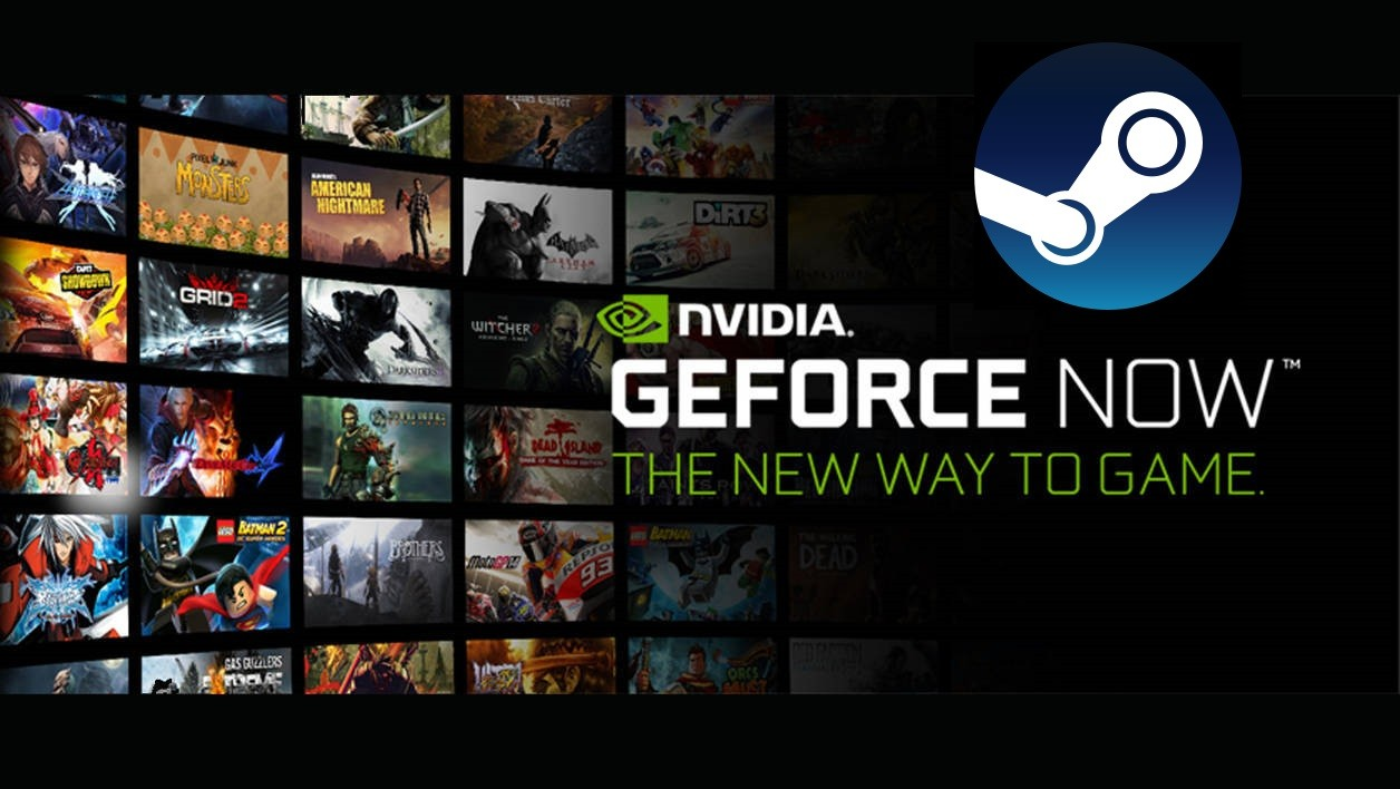 Nvidia GeForce Now synchronise désormais Steam !