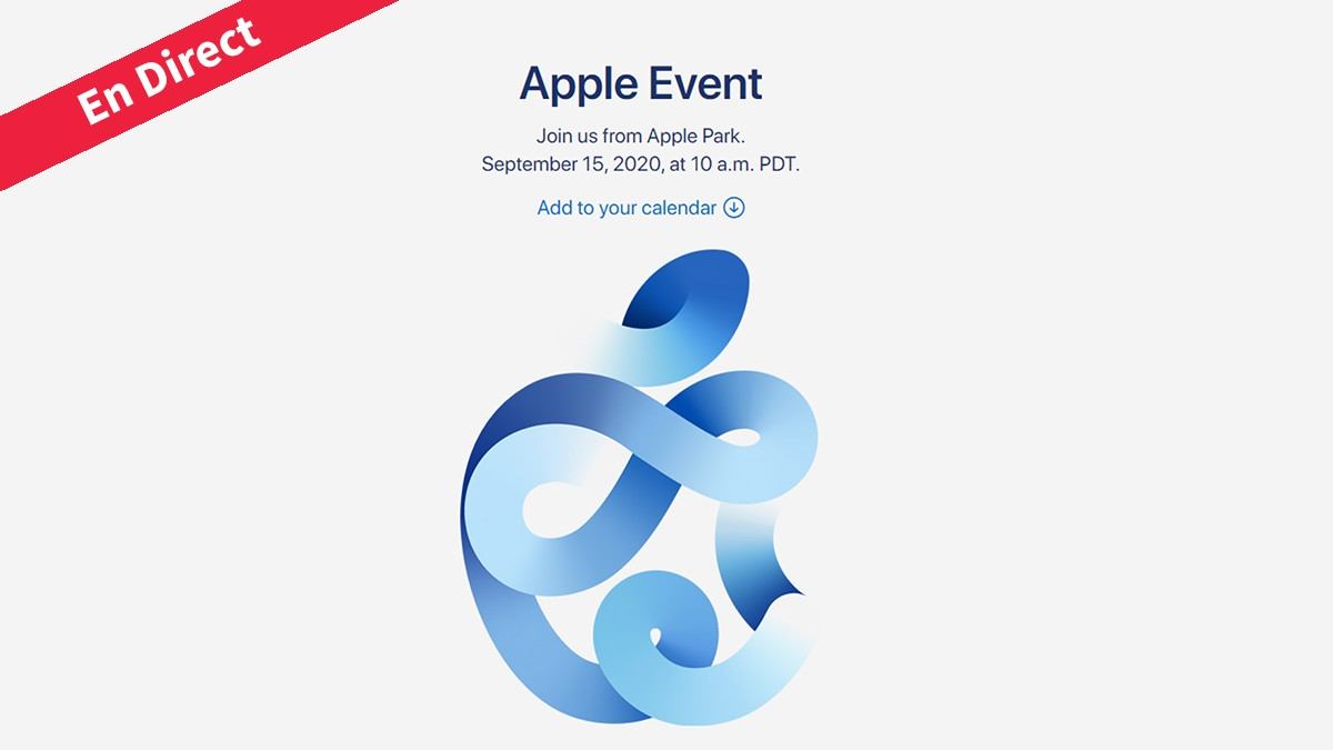 Suivez en direct la Keynote d'Apple !