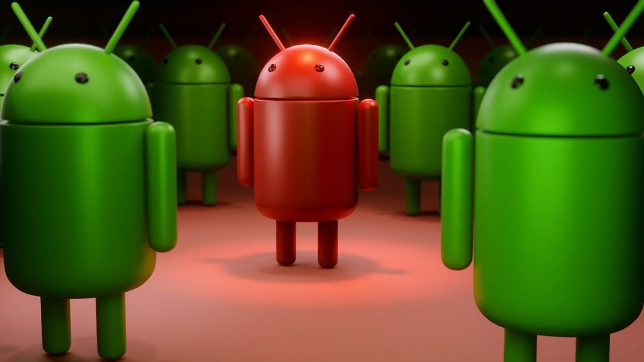 Android une série d'applications infectées !